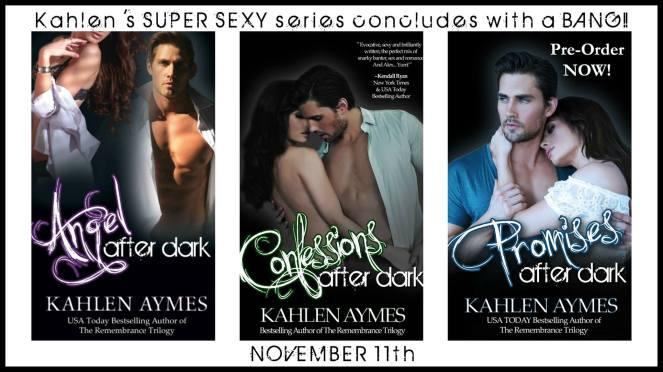 after dark series banner