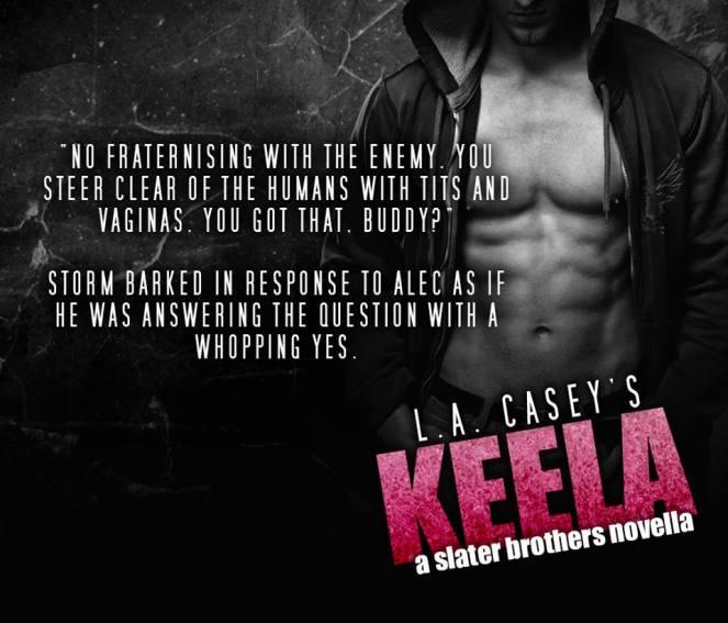 Keela Teaser #3