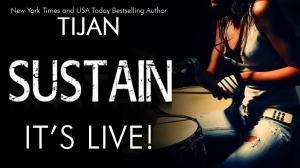 sustain - live