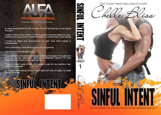 Sinful Intent Paperback