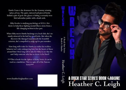 wreck cover heather