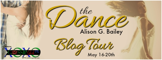 The Dance Blog Tour Banner