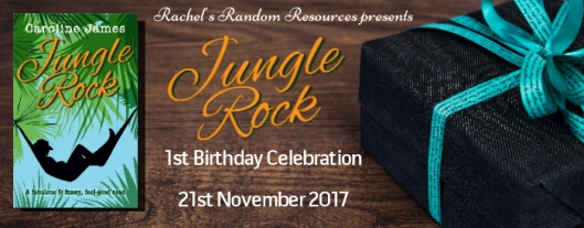 Jungle Rock Banner