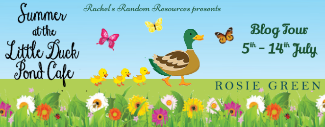 Summer at the Little Duck Pond Cafe Blog Tour
