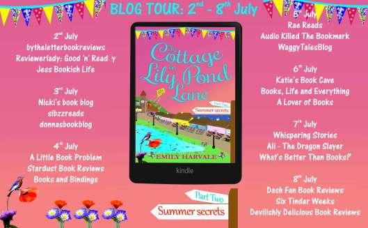 Summer Secrets Full Banner