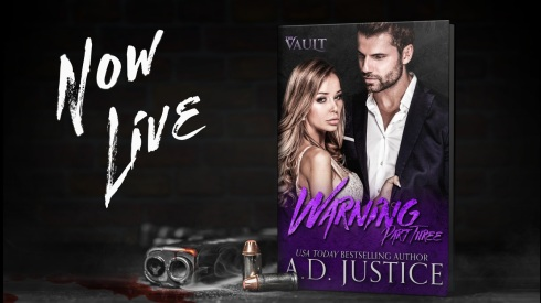 Warning 3 Crime Now Live