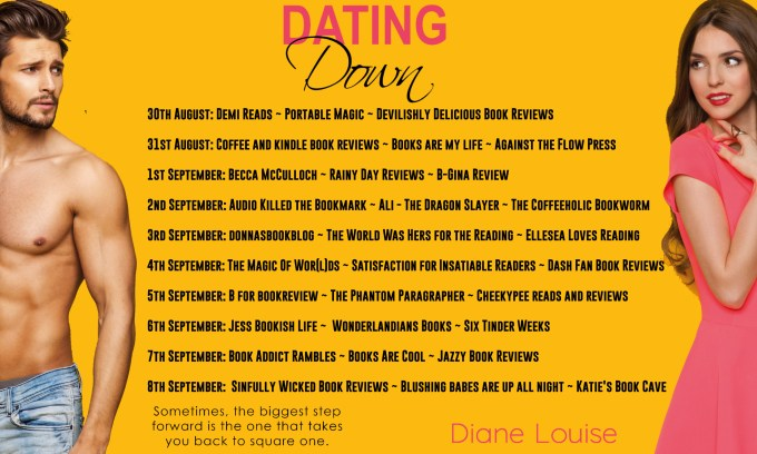 Dating Down Full Tour Banner