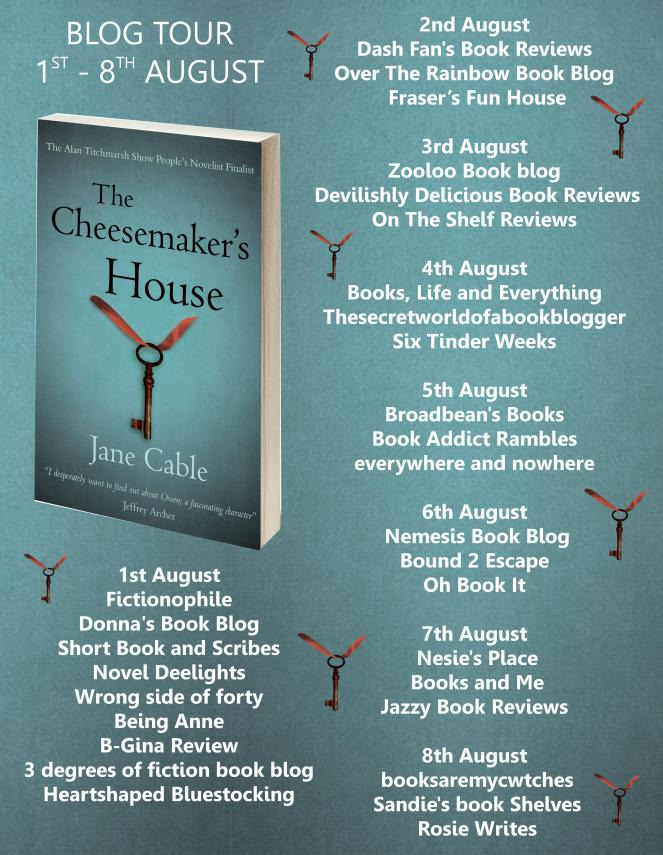 The Cheesemakers House Full Banner
