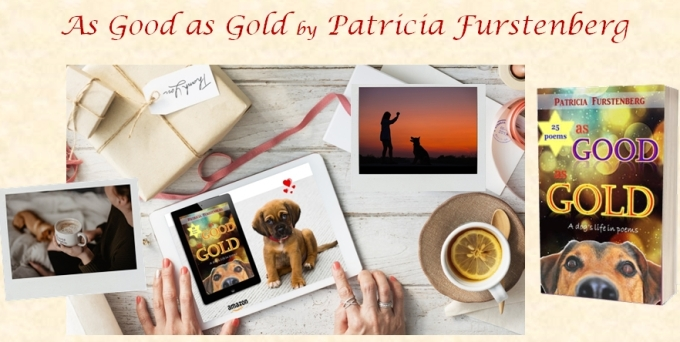 As Good as Gold by Patricia Furstenberg - ebook, paperback promo