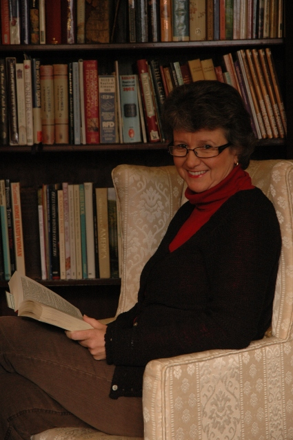 Mrs Bates Author Pict