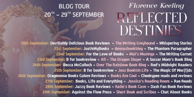Reflected Destinies Full Tour Banner