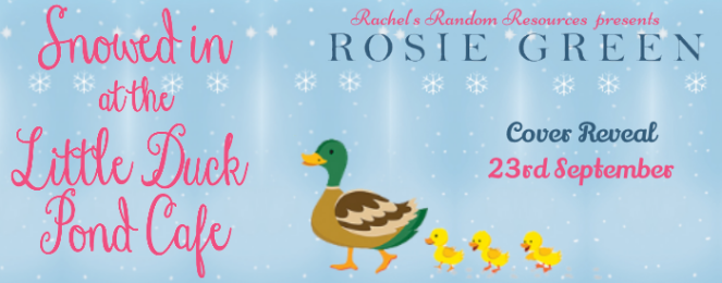 Snowed in at the Little Duck Pond Cafe - Cover Reveal