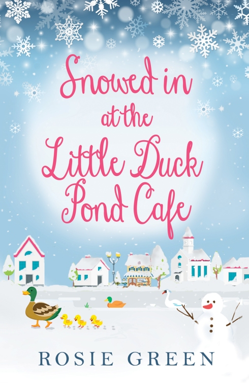 Snowed In at the Little Duck Pond Cafe Cover