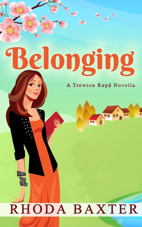 Belonging cover 4