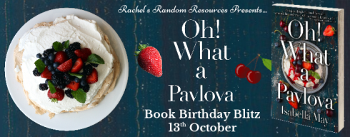Oh What A Pavlova