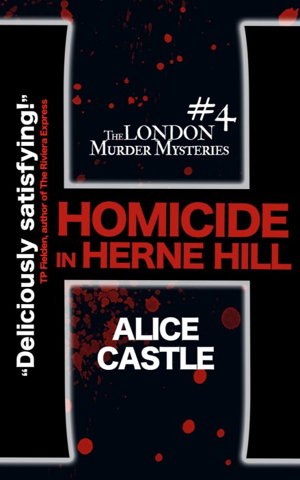 Homicide in Herne Hill Cover