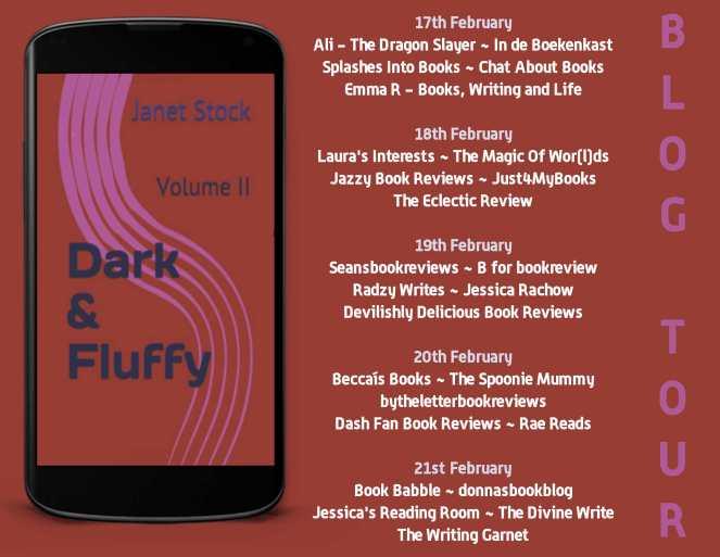 Dark & Fluffy II Full Tour Banner