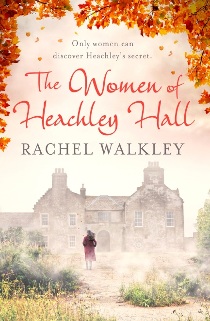 The Last Giveaway Prize - The Women of Heachley Hall KDP