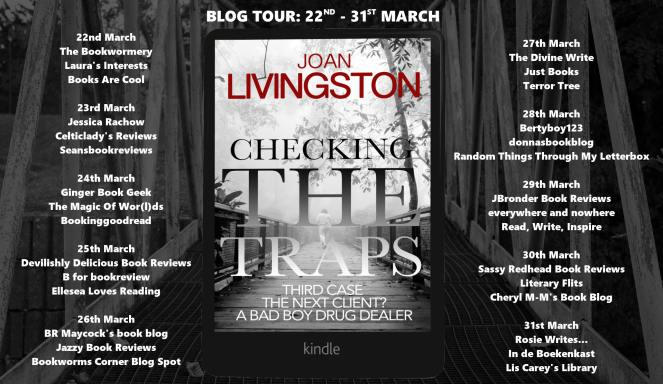 Checking The Traps Full Tour Banner