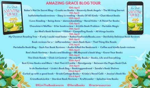 Amazing Grace Full Tour Banner