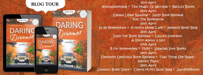 Daring Dreamer Full Tour Banner