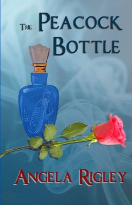 The Peacock Bottle Cover