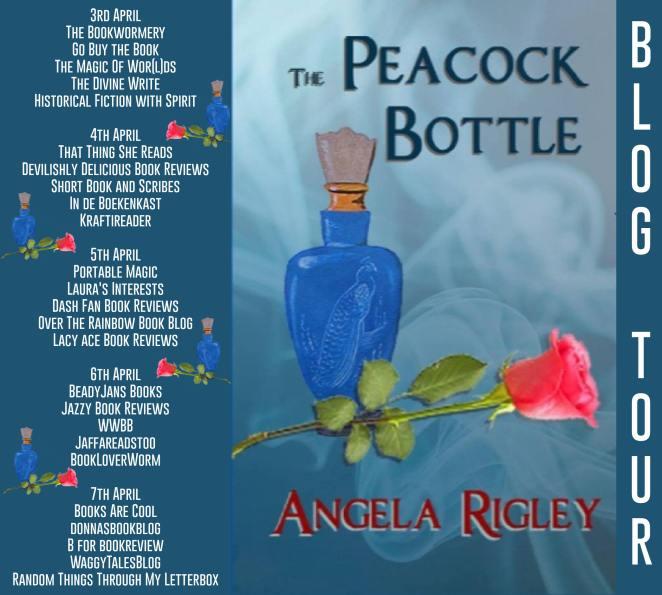 The Peacock Bottle Full Tour Banner