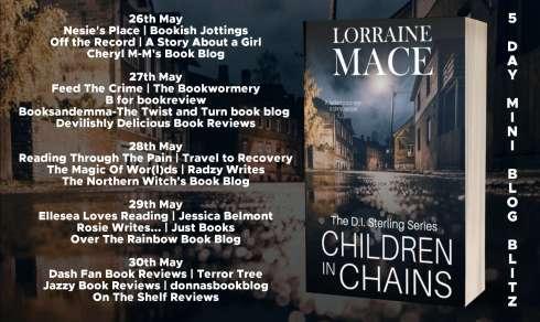 Children in Chains Full Tour Banner