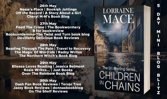 Children in Chains Full Tour Banner