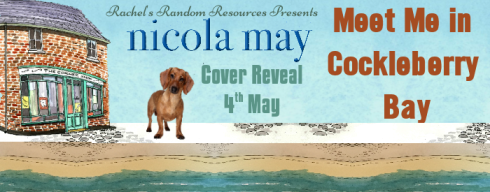 Meet Me in Cockleberry Bay -Cover Reveal