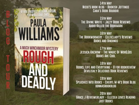 Rough And Deadly Full Tour Banner