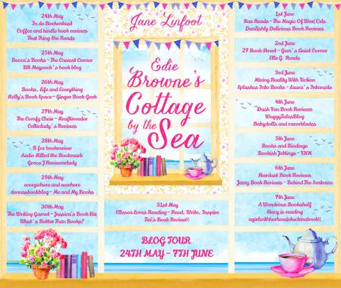 Edie Brownes Cottage By The Sea Full Tour Banner
