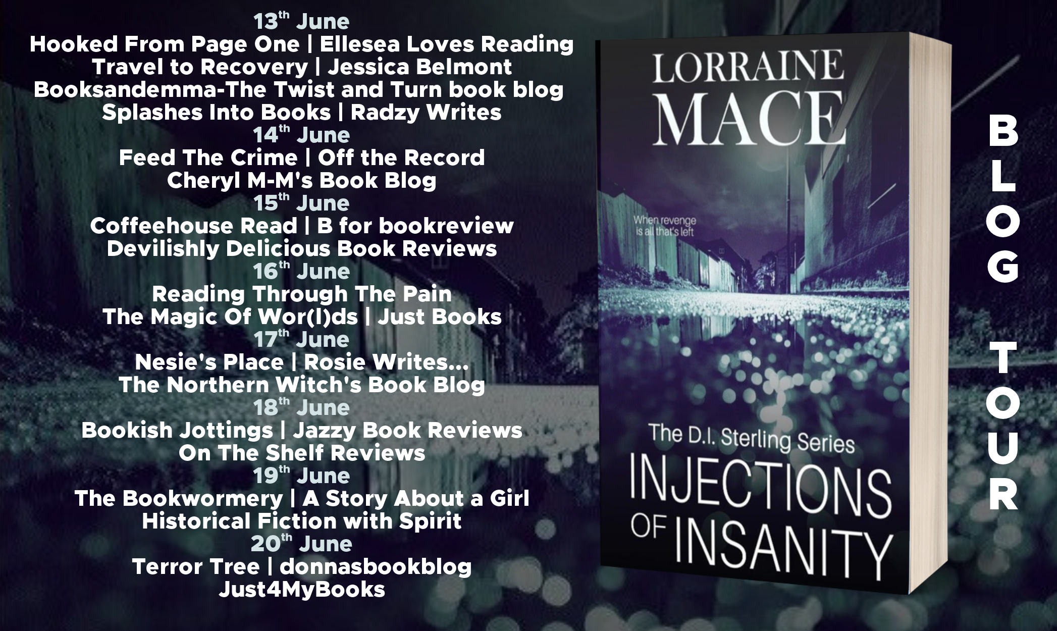 Injections of Insanity Full Tour Banner