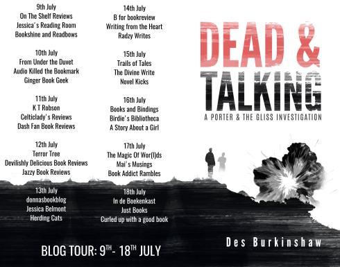 Dead & Talking Full Tour Banner