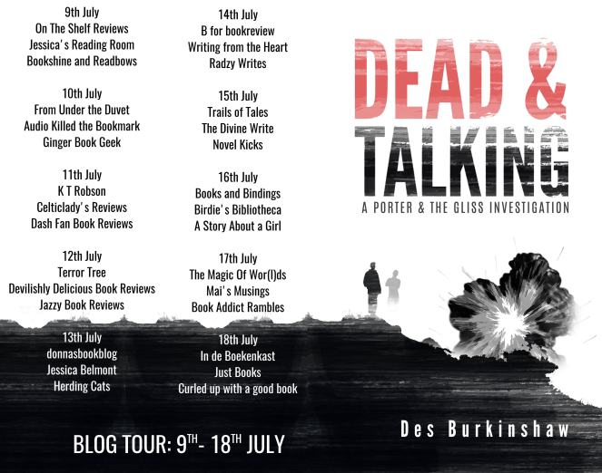Dead & Talking Full Tour Banner