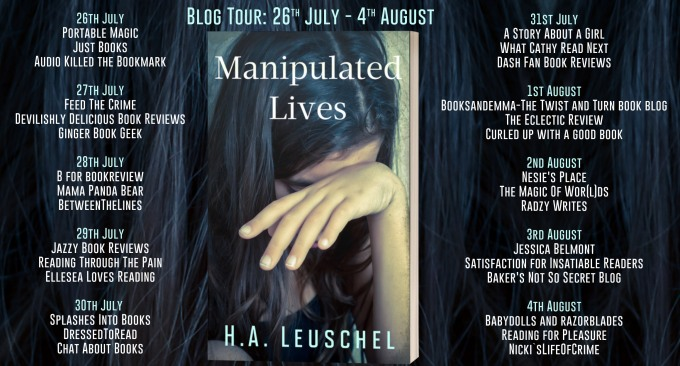 Maniupluated Lives Full Tour Banner