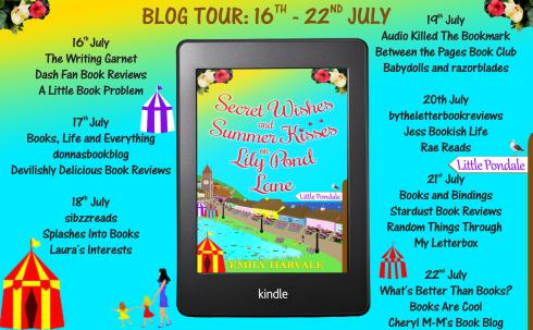 Secret Wishes and Summer Kisses on Lily Pond Lane Full Tour Banner (1)