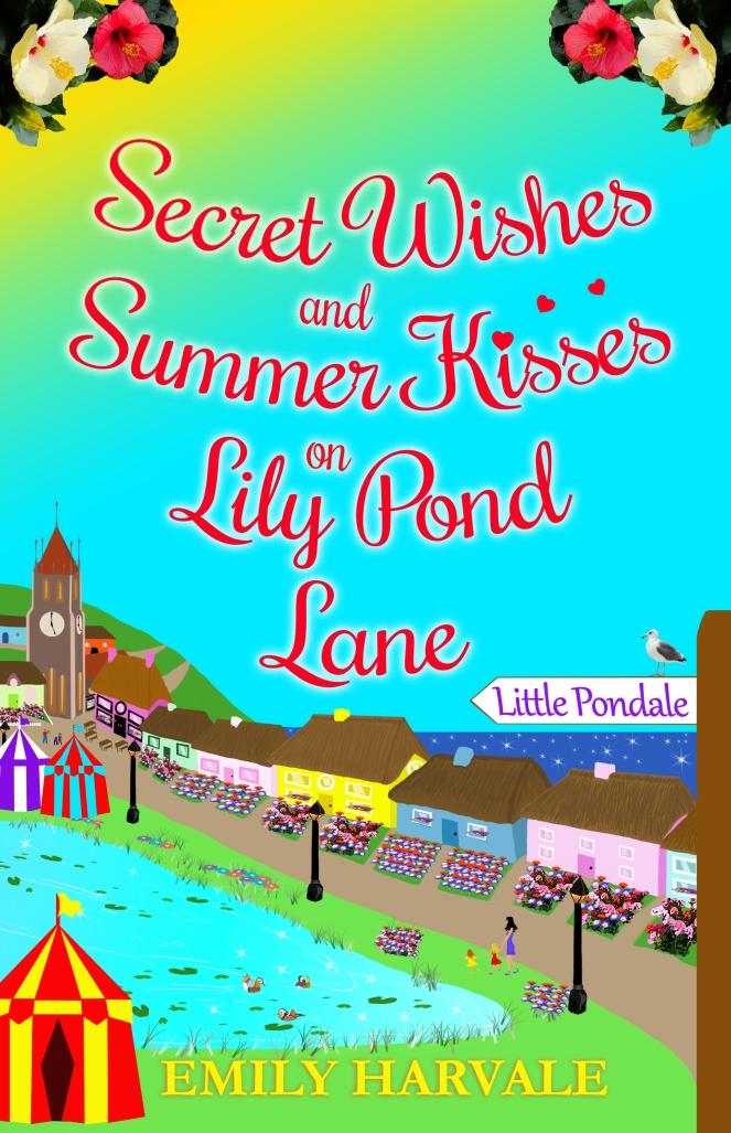 Secret Wishes and Summer Kisses on LPL -FLAT-KINDLE-JUNE9