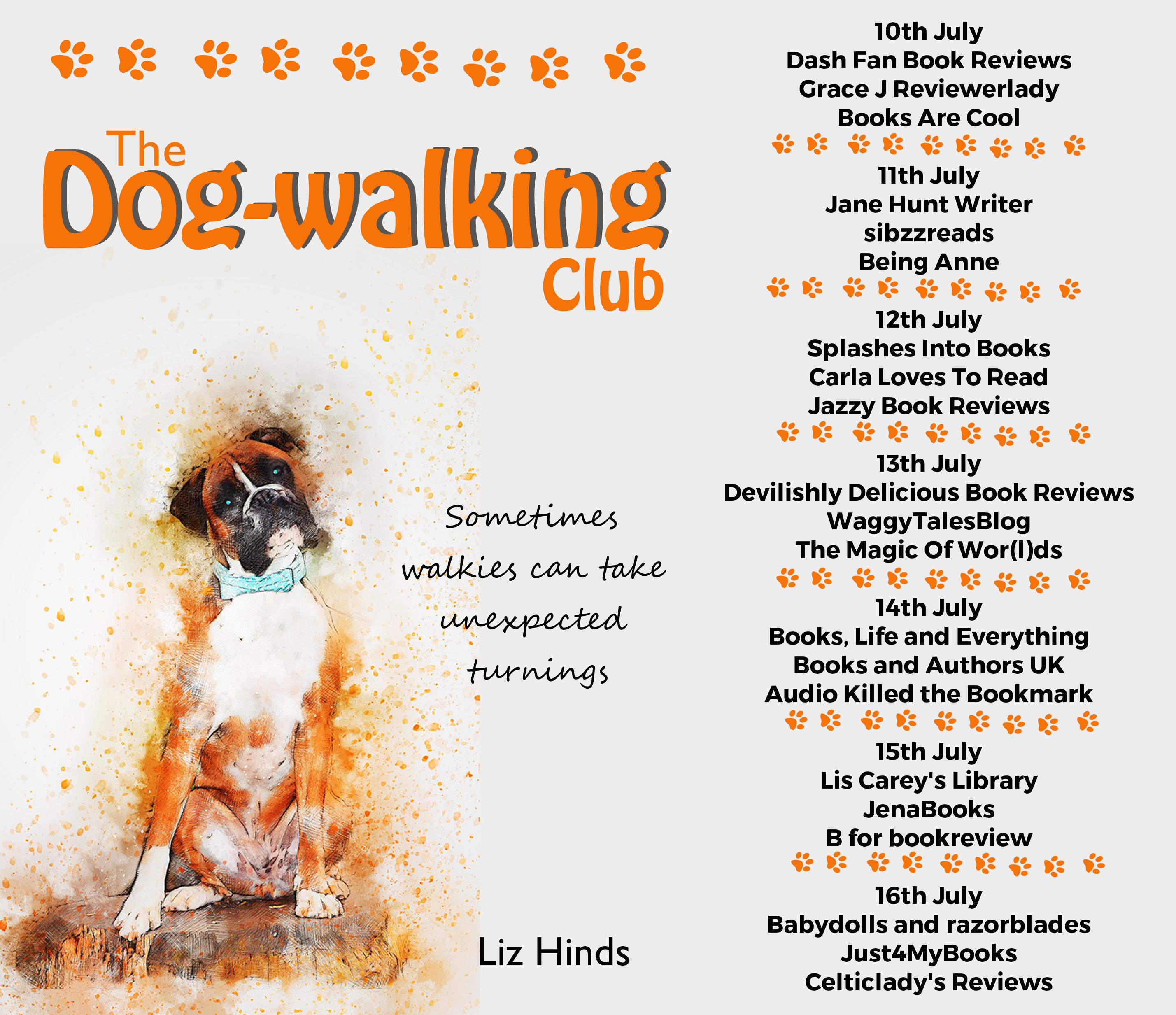 The Dog Walking Club Full Tour Banner