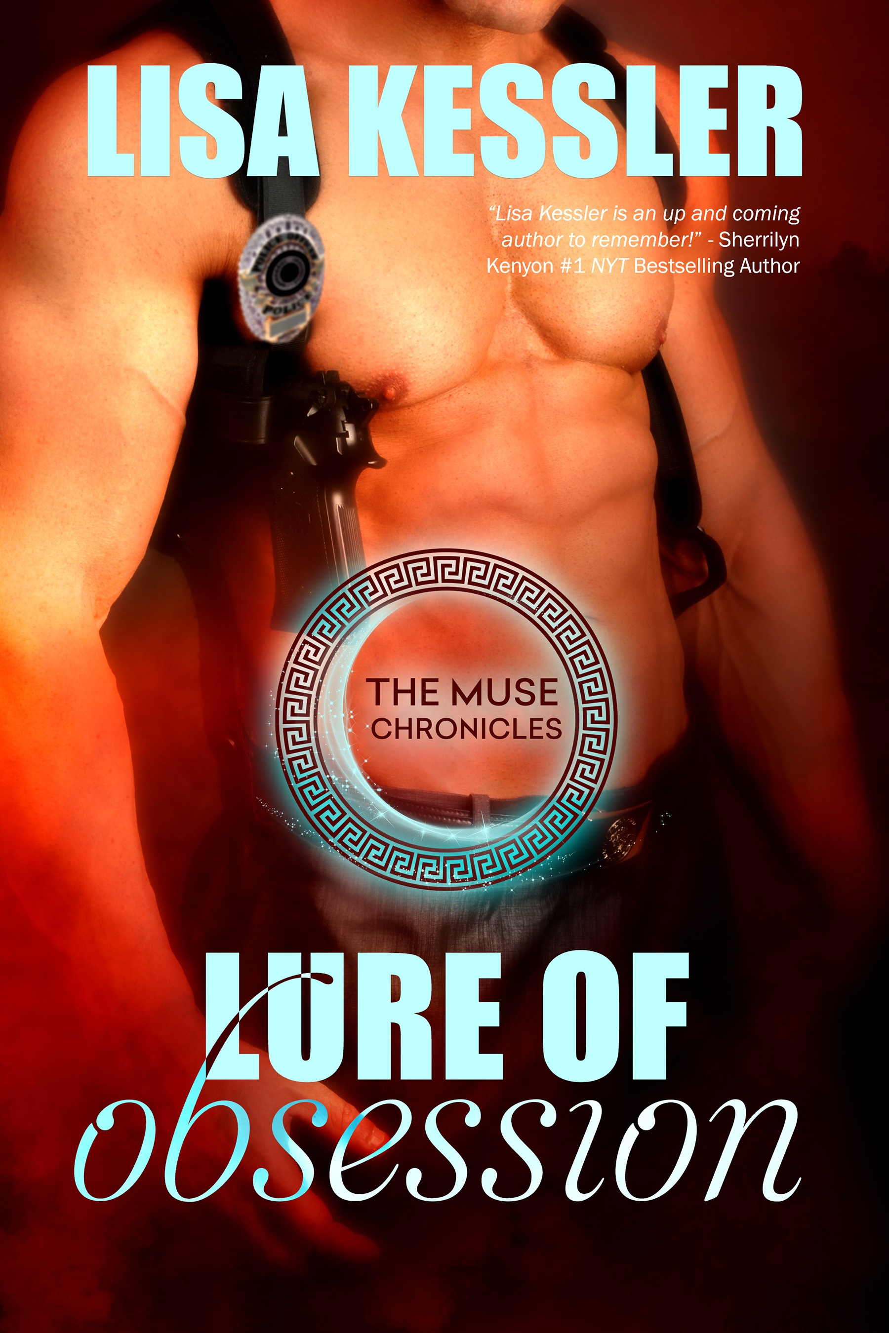 Lure of Obsession Cover