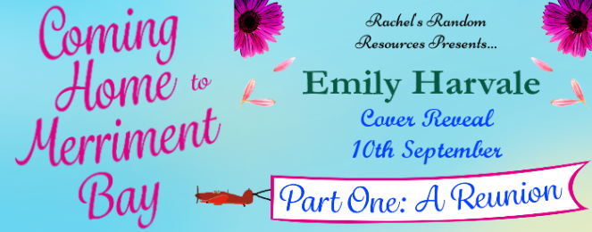 Coming home to Merriment Bay - Cover Reveal