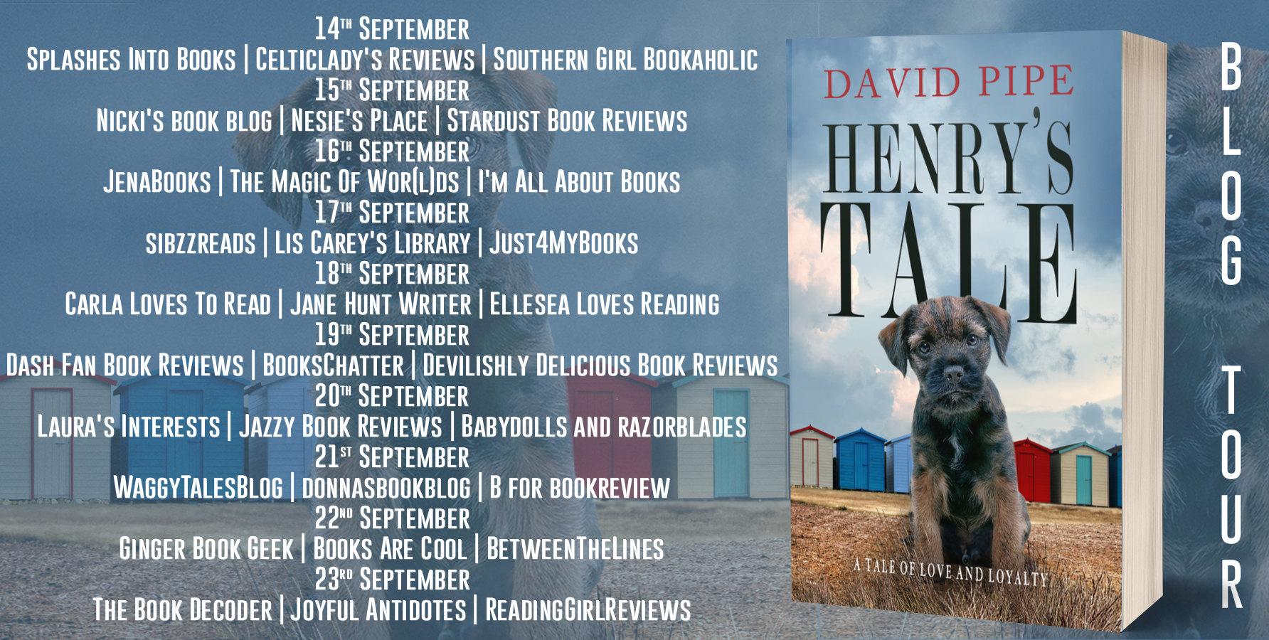 Henrys Tale Full Tour BAnner (1)