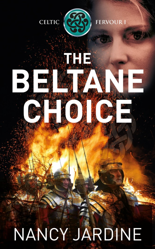 The Beltane Choice, The - Nancy Jardine