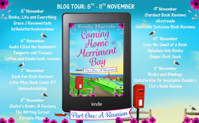 Coming Home To Merriment Bay Part 1 Full Tour Banner