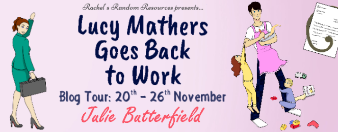 Lucy Mathers goes back to work
