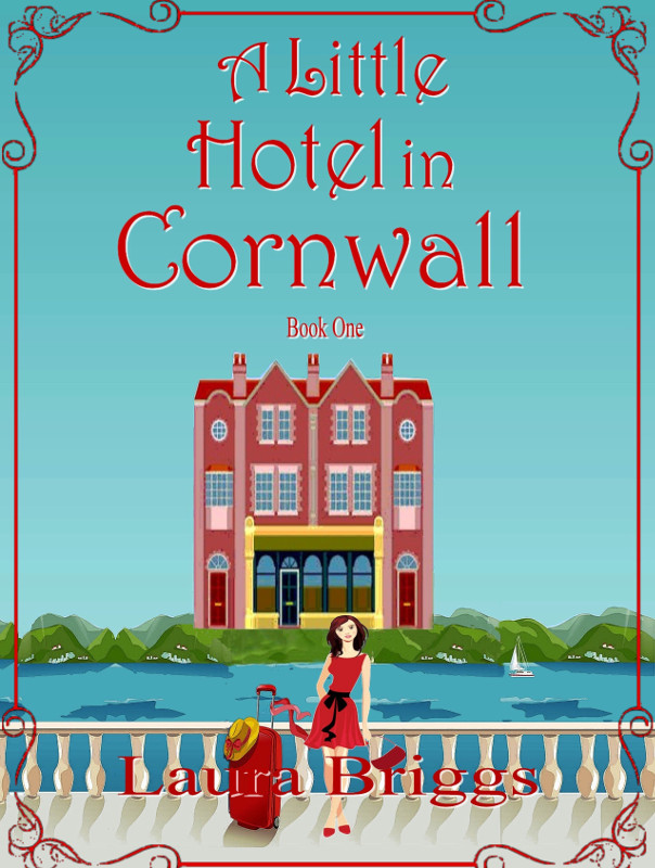 The Cornish Secret - Giveaway Prize Image-Book 1 A Little Hotel in Cornwall