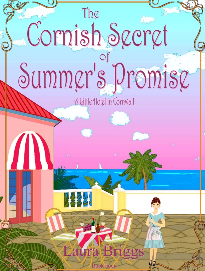 The Cornish Secret of Summers Promise - cover