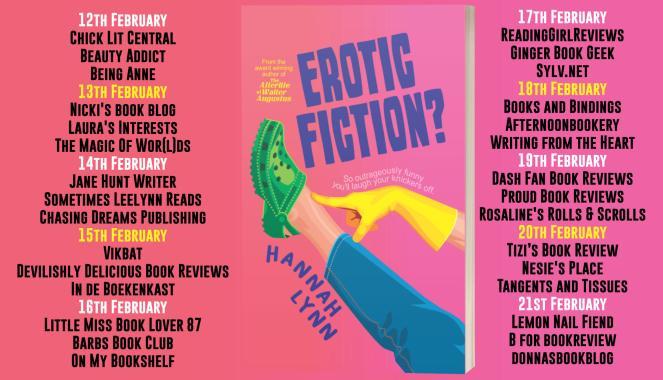 Erotic Fiction Full Tour Banner