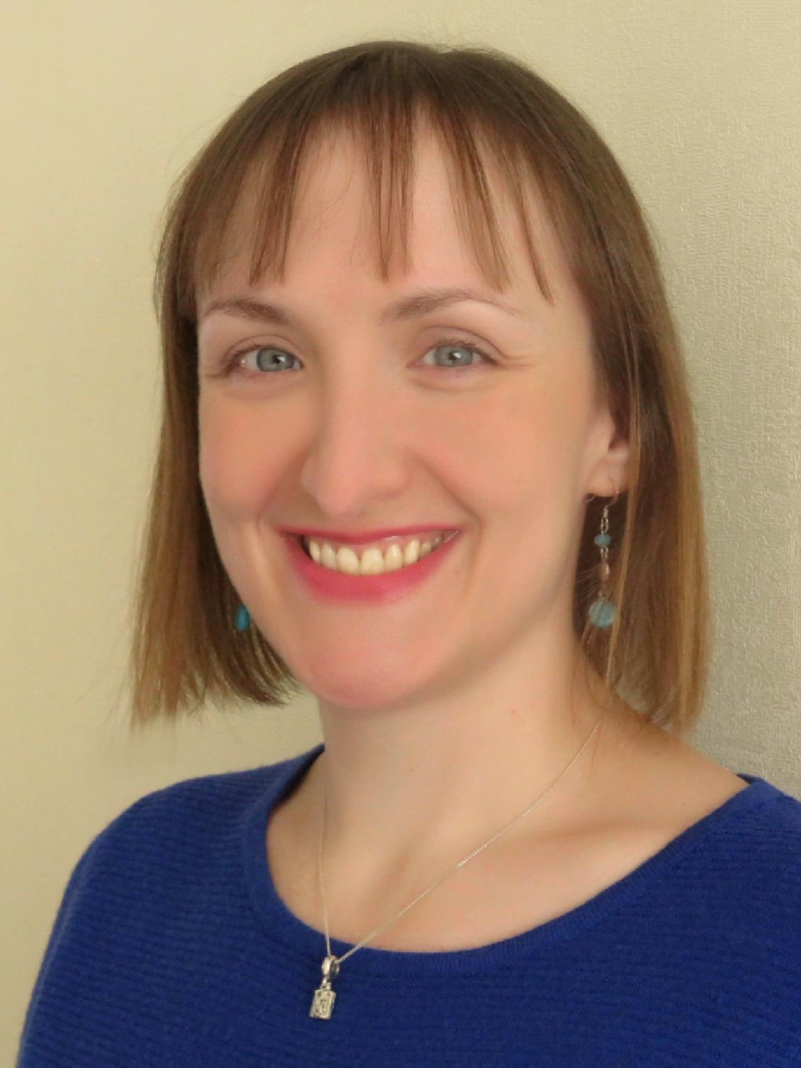 Claire Huston author photo 2020