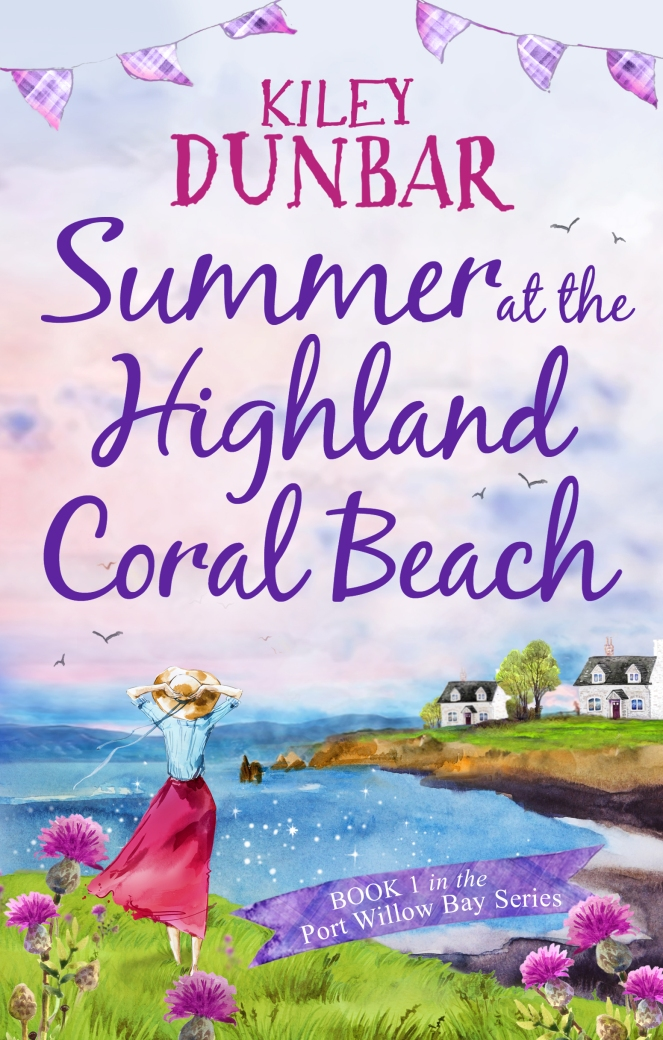 FINAL Summer at the Highland Coral Beach cover